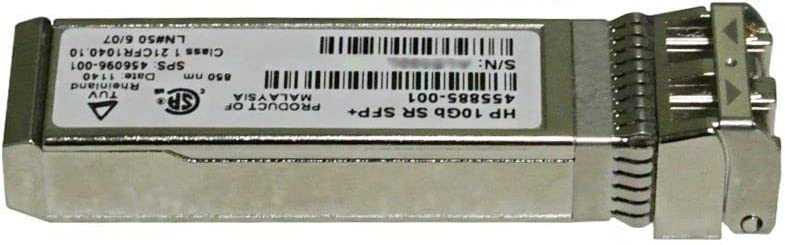 HP 455885-001 BLC 10gb Sr Sfp+ Opt - 455883-B21, 456096-001