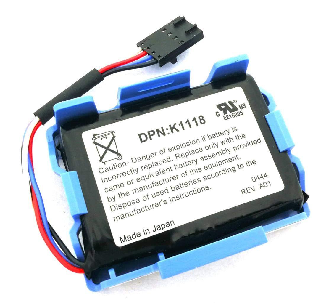 Bateria K1118 C1763 DELL PE2600 PE2650 3DI Raid Batteries