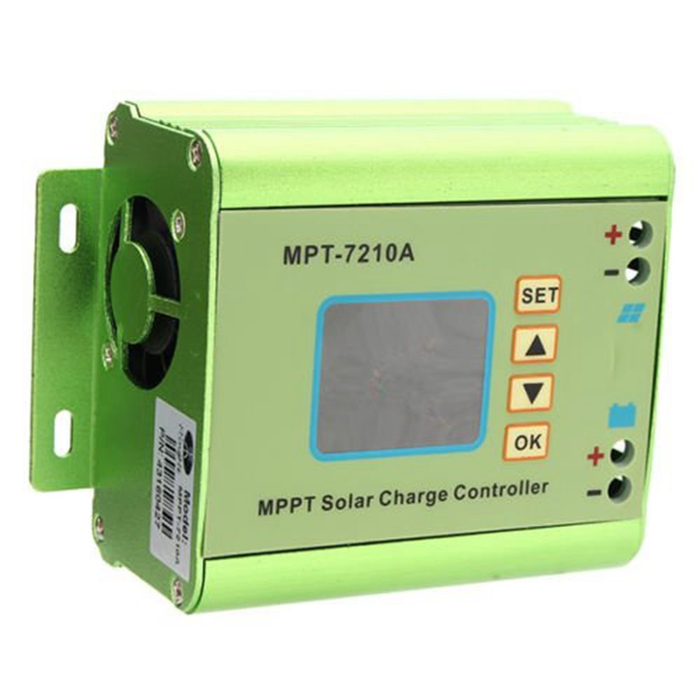 Home Charging System Mpt 7210a Solar Controller Street 1000 Wiring Diagram To Adapt 24 36 48 60 Garden Outdoor