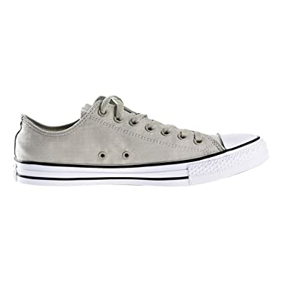 6388eb2c9f98 Converse Chuck Taylor All Star OX Unisex Shoes Light Surplus White Black  155443f (