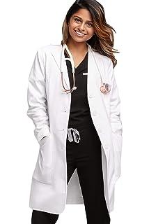 Leiber Scrubs Women 1//1 Sleeve Lab Coat