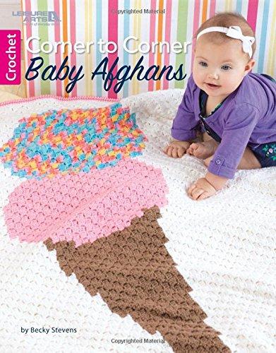 Download Corner to Corner Baby Afghans  Crochet  Leisure Arts (7082) pdf epub