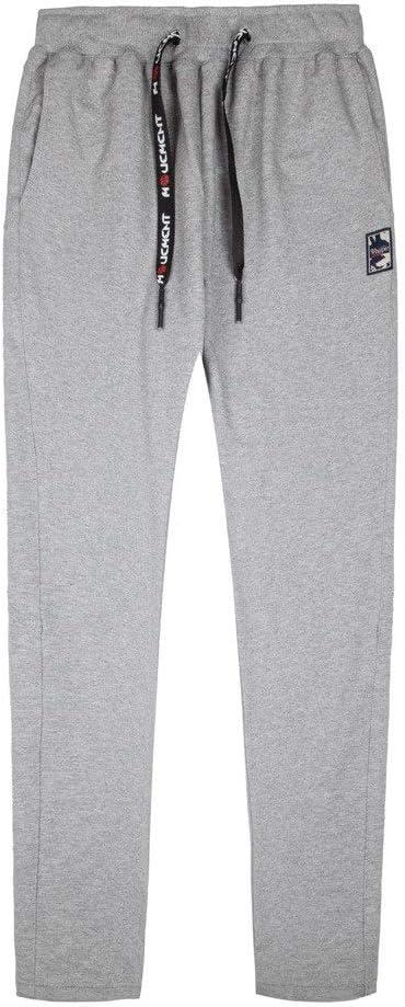 Pantalones de chándal para hombre Pantalones deportivos de algodón ...
