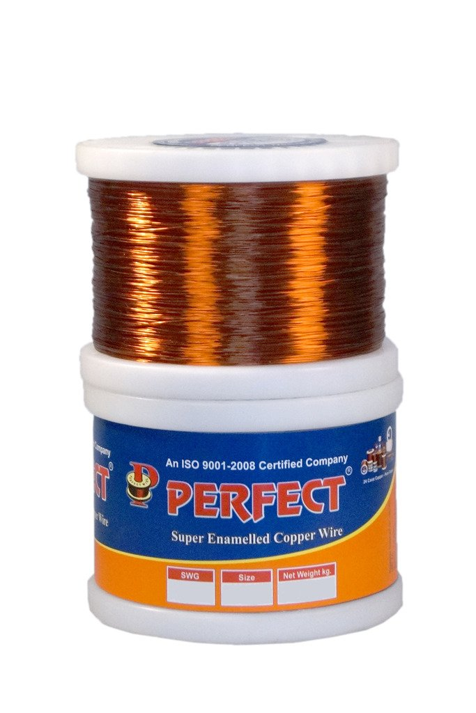 Perfect super enamelled copper winding wire 1 kg amazon home perfect super enamelled copper winding wire 1 kg amazon home improvement greentooth Choice Image