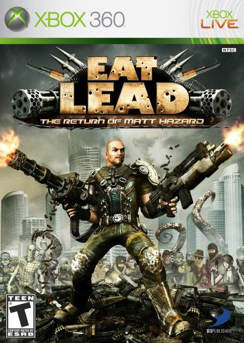 Eat Lead: The Return of Matt Hazard (Eat Lead The Return Of Matt Hazard)