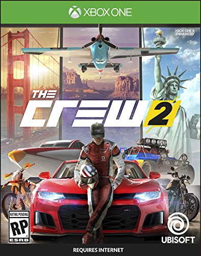 The Crew 2 - Xbox One [Digital Code] by Ubisoft