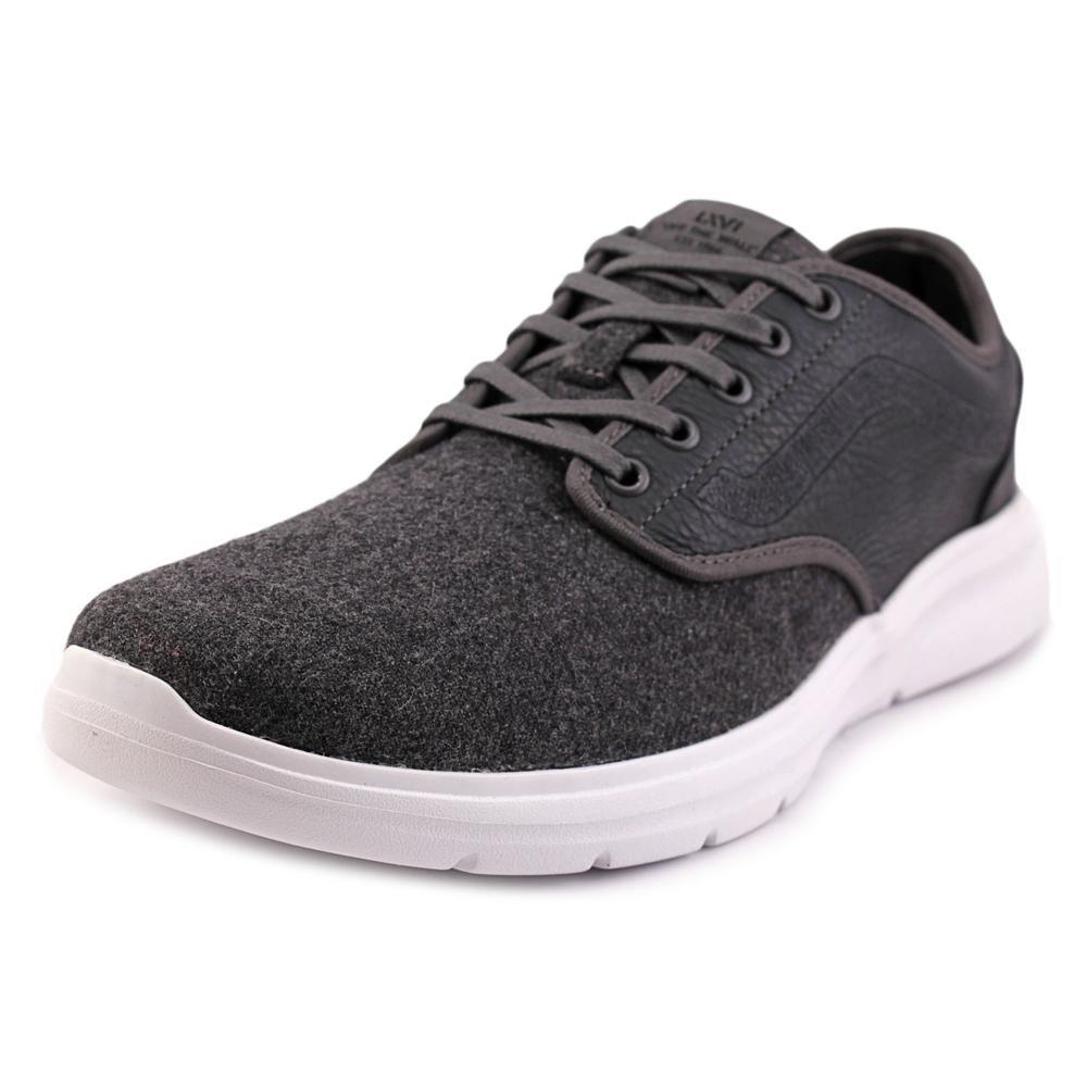 Vans Herren M ISO 2 Sneaker, Zinnfarben, 46 EU  42 EU Schwarz
