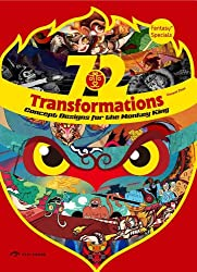 72 Transformations: Concept Designs for the Monkey King