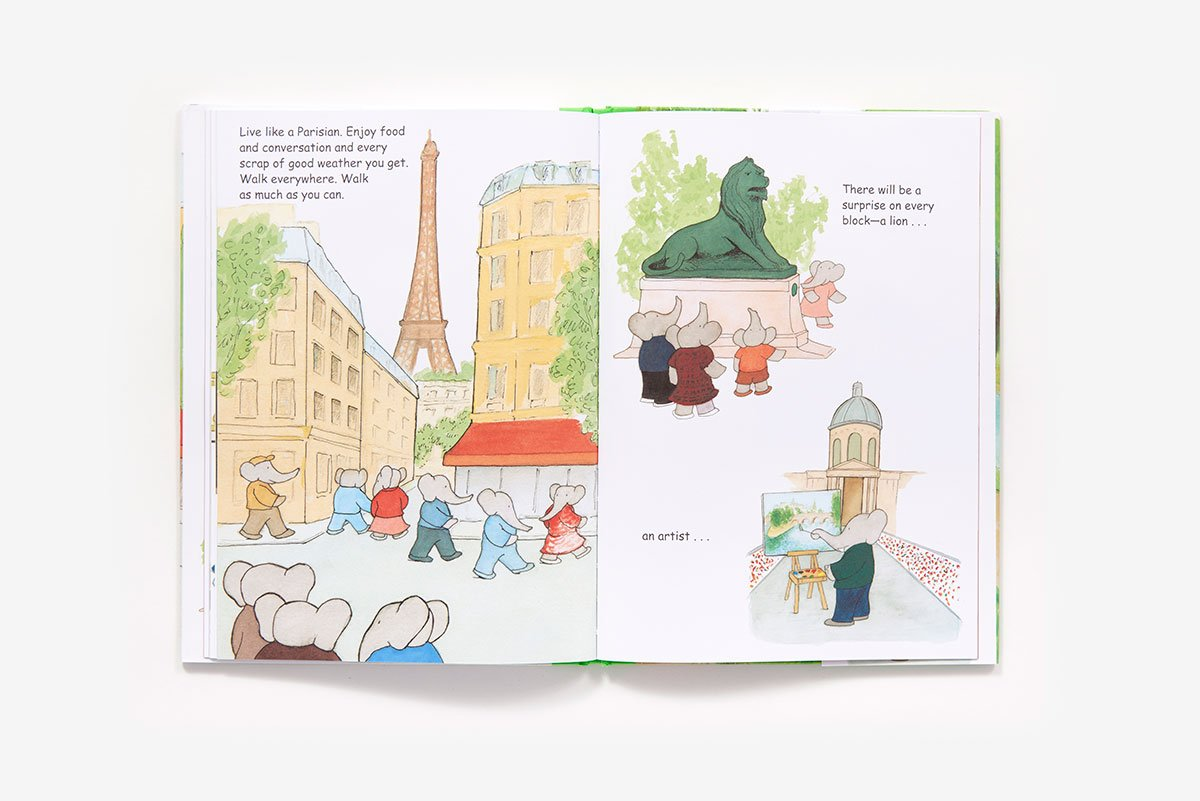 Babar's Guide to Paris by ABRAMS BYR (Image #4)