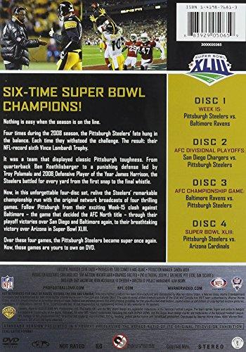 NFL Pittsburgh Steelers: Road to XLIII by NFL