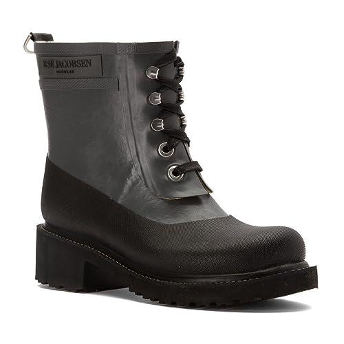 Ilse Jacobsen Women's Diamond Rub 90 Boot | Products | Boots