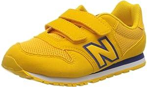 New Balance Zapatilla Niño YV373CA T-28: Amazon.es: Zapatos y ...