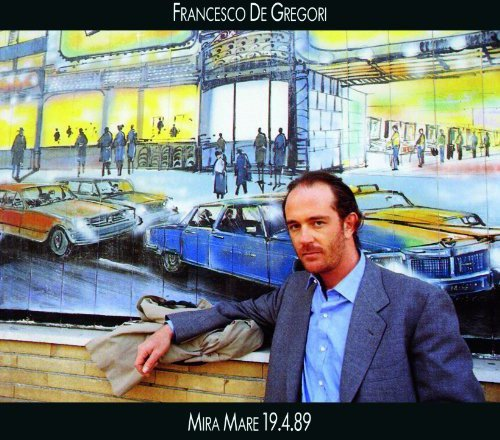 CD : Francesco De Gregori - Mira Mare 19. 4. 89 (Italy - Import)