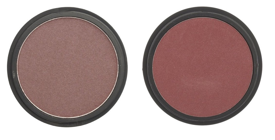 SBC Blusher Twin Pack Frosted Dark Plum 5BS & Frosted Blush Plum 4BS SBC MAKEUP