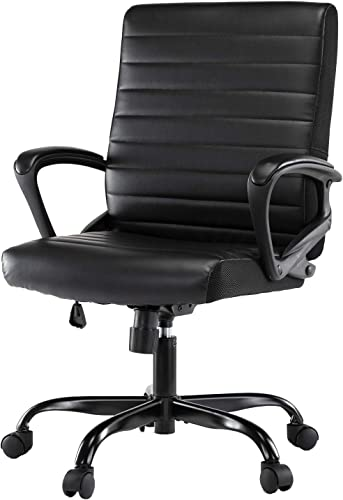 Office Chair Bonded Leather