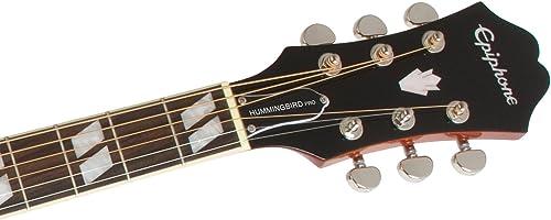 Epiphone Hummingbird PRO