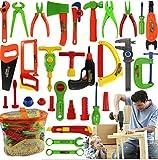 weapons repair kit - 32pcs/set Play House Toy Maintenance Tools Portable Children Toolbox Simulation Repair Kit Kids Educational Toys For Boys