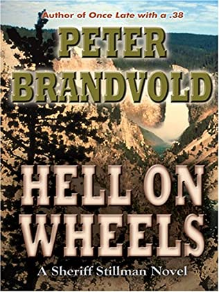 book cover of Hell on Wheels