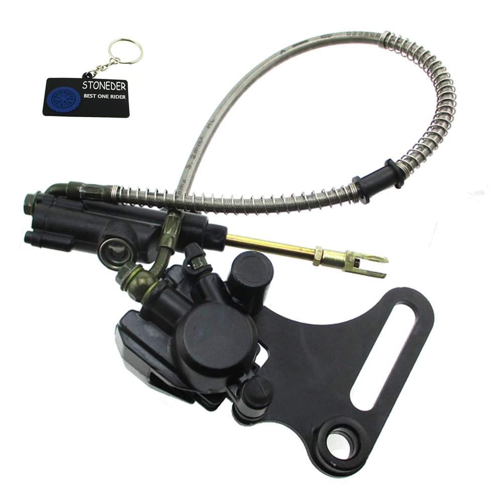Stoneder Master pinza freno idraulico posteriore ASSY per cinese 50 cc 70 cc 90 cc 110 cc 125 cc 140 CC 150 cc 160 CC 180 CC 190 CC Pit Dirt Bikes