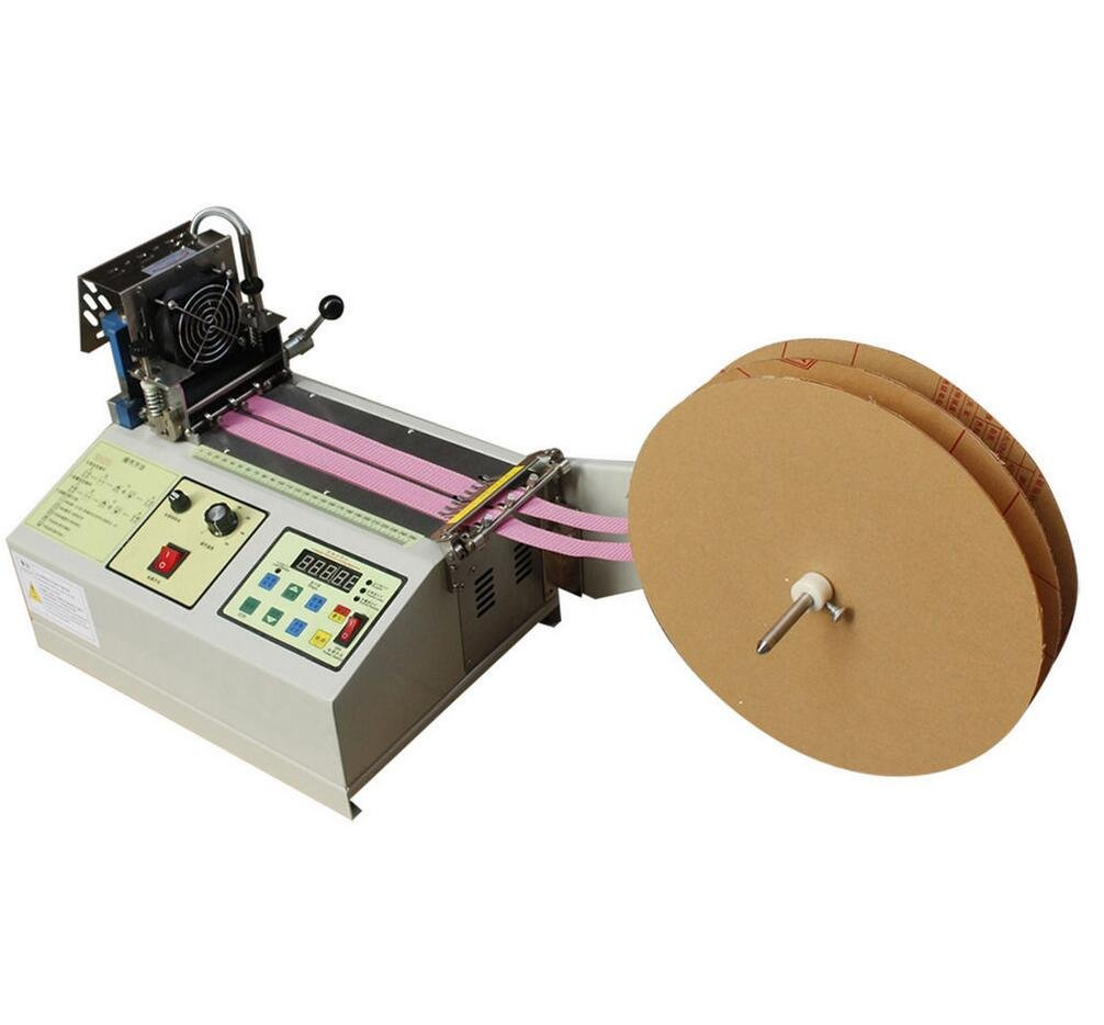 Automatic Computer Hot and Cold Belt Cutting Machine Wire Peeling Striping Tape Cutter