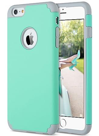 Amazon.com: Funda para iPhone 6, funda para iPhone 6S Plus ...
