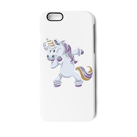 new arrival d6708 c1f79 Amazon.com: iPhone 7 Case iPhone 8 Case dabbing unicorn dab Shock ...