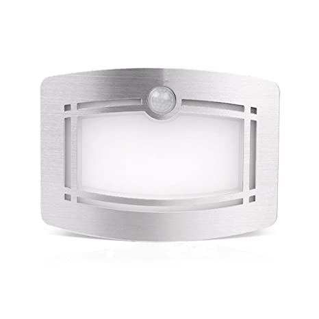 INCHANT sensor de movimiento de la luz del armario, 10 LED inalámbrico con pilas de