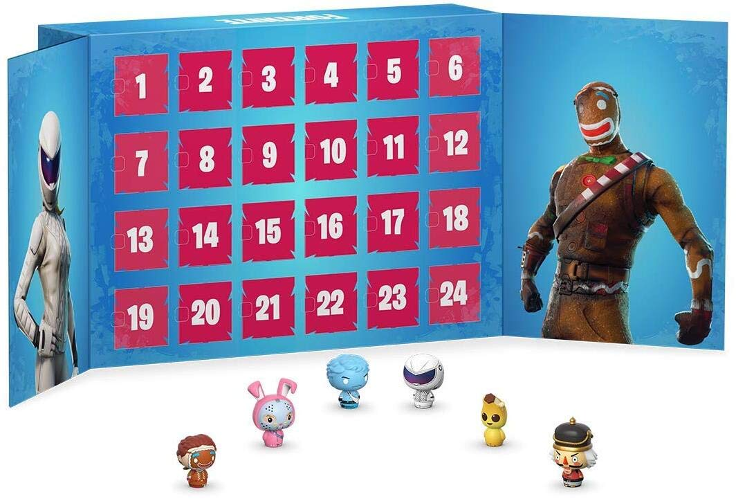 Funko Advent Calendar: Fortnite by Funko