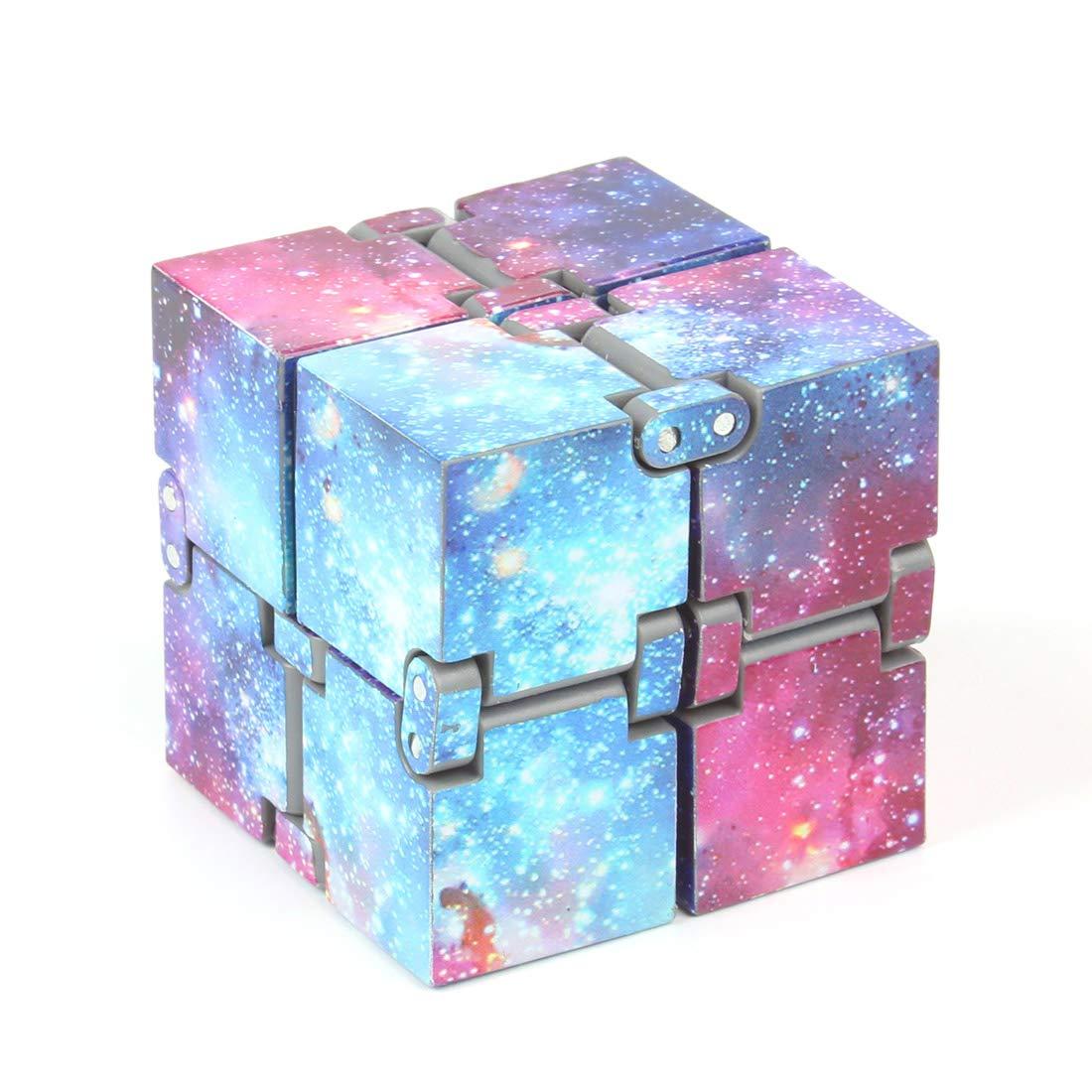 WantsTop Mini Infinity Cubes (Galaxy)
