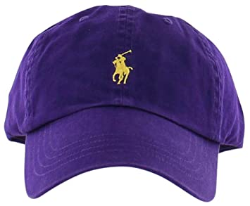 cfedabaf62887 Polo Ralph Lauren Men Women Cap Horse Logo Adjustable  Amazon.co.uk  Sports    Outdoors