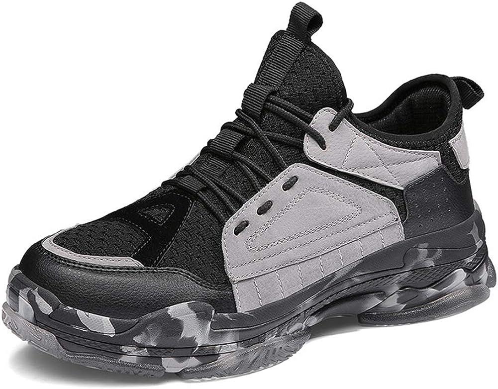 Hombres Zapatos Casuales Malla Transpirable Ligero Correr ...