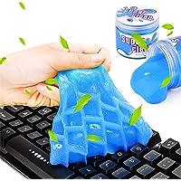 TYC Gel de Limpieza para Detalles de Coche, Limpiador de polvo universal para PC, Limpiador de Interior de Coche del…