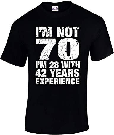 70th Birthday It Took 70 Years To Look This Good T Shirt Dad Father Grandad Gift