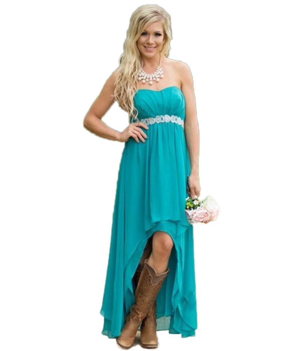 Teal Color Dresses: Amazon.com