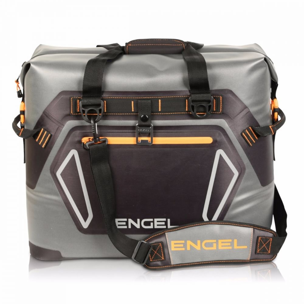 Engel Coolers HD30 100% Impermeable con Bolsa térmica, Orange ...