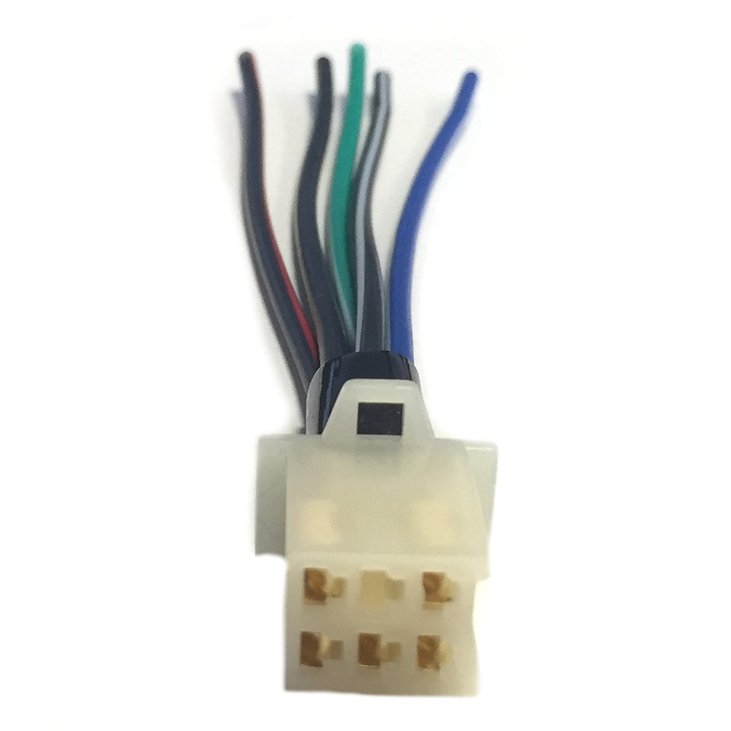 Amazon.com: CDI WIRE CABLE HARNESS PLUG CONNECTOR FOR CDI BOX GY6 CHINESE  SCOOTER MOPED ATV TAOTAO VIP ROKETA JONWAY SUNL TANK BAJA JMSTAR TANK BMS  BENZHOU ...