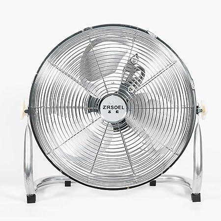 Ventilador de Piso Gran Potencia Gran Volumen de Aire Industrial ...