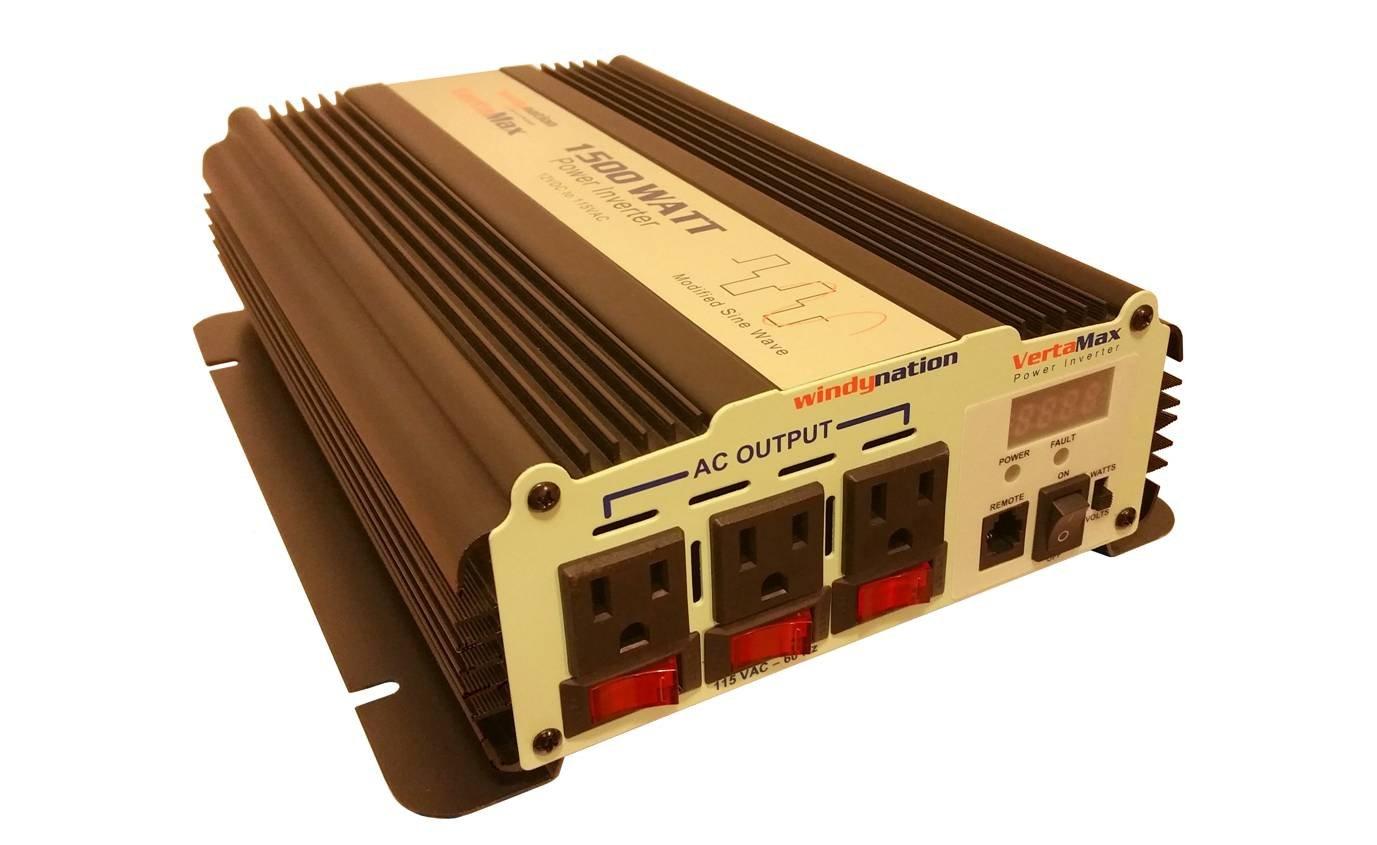 Vertamax Modified 1500 Watt 12v Power Inverter Dc To Ac Circuit 3000w 12vdc 230vac Car Solar Off Grid Rv Back Up Garden Outdoor