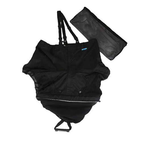 Advanced Elements AE2026 color negro Fald/ón de kayak y piragua
