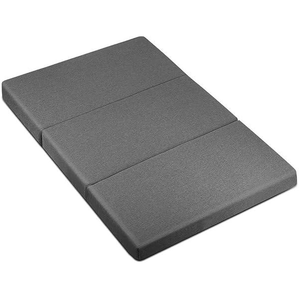 """Betterhabitat Sleep Ready Portable Floor Mattress Pad Ages 4-12; 62x26x2"""""""
