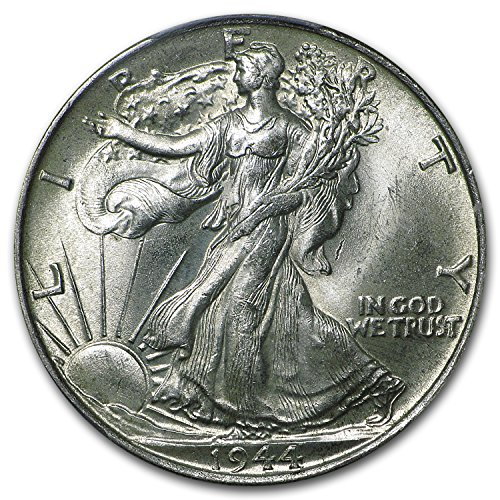 Buy walking liberty half dollar coin ms65