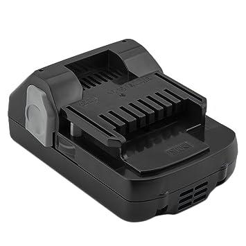 hitachi 18v battery. shentec 3.0ah 18v hitachi batteries replace for bsl1815x bsl1815s bsl1830 330139 330557 (li 18v battery