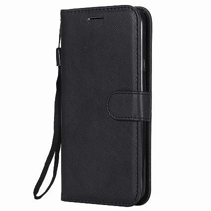 Yiizy Funda Nokia Lumia 635 / RM-974, Fashion Tapa Cuero Piel Billetera Cover Carcasa para Nokia Lumia 635 Silicona Funda TPU Ranura para Tarjeta ...