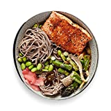 Amazon Meal Kits, Togarashi-Spiced Salmon with Soba Noodles, Serves 2