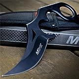 "8"" M-TECH TACTICAL Full Tang FIXED BLADE KARAMBIT KNIFE G'Store Combat Tactical + SHEATH"