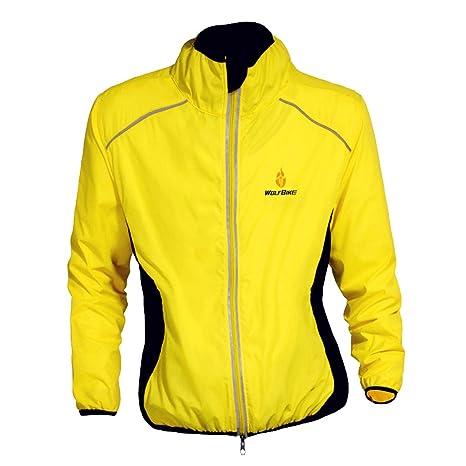 Magideal Sportivo Abbigliamento Jersey Cappotti Manica Giacca Lunga fPArwZf1q