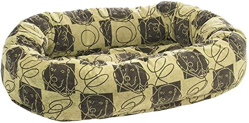 Bowsers Donut Bed, Small, Dog Days