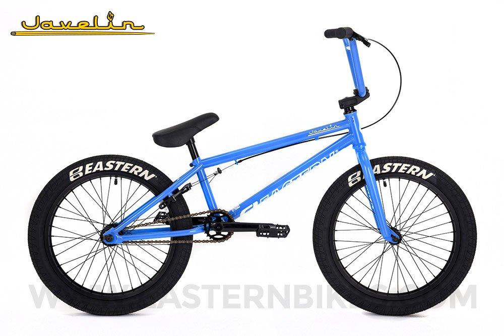 Eastern Javelin BMXバイク2018自転車ブルー B077NX67W8