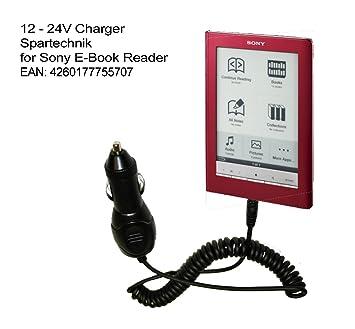 12 V Cargador de coche Sony PRS-600 E-Book. Auto especial y ...