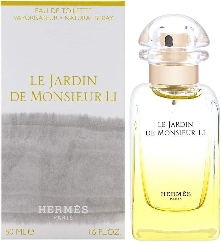 Hermes Le Jardin De Monsieur Li Eau De Toilette 50Ml Vapo.: Amazon.es: Belleza